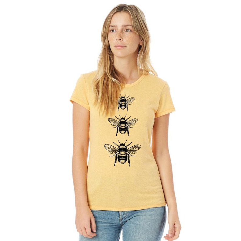 Honey Bee Women/'s T-Shirt Mothers Day Gift