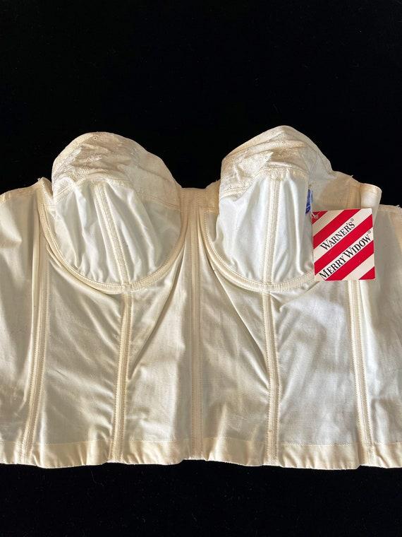 Vintage corset Merry Widow  Warner's corset with o