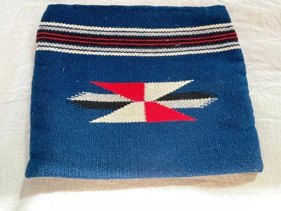 1940 chimayo purse unworn hand woven