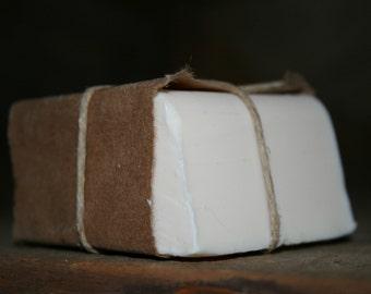 Eucalyptus & Mint Goat's Milk Soap