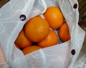 Eco friendly reusable produce bags/Market bags