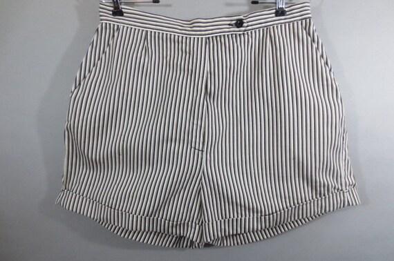 Vintage 1960's Women's Shorts, JEANIES by Blue Bel