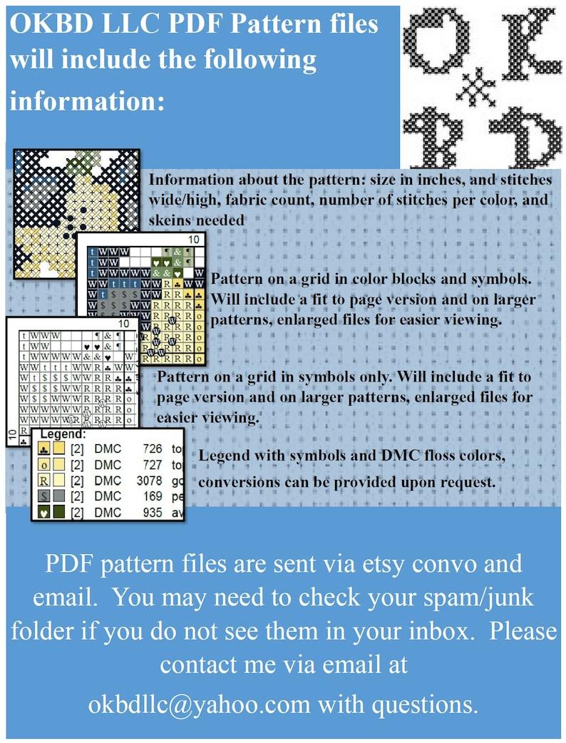 Modern Letter L cross Stitch pattern fancy letter L cross stitch pattern formal L cross stitch pattern letter cross-stitch pattern
