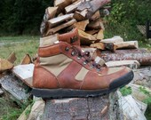 70s REI Americana Hiking Boots, Men's 11