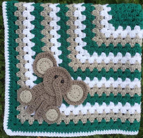 The Sweetest Crochet Elephant Patterns To Try | The WHOot | 550x570