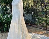 Vintage Wedding Dress Maurer Original