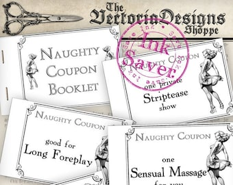 Coupon Books - gifts