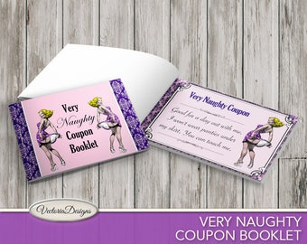 Sex Coupons, Naughty Coupon Book, Mens Gift, Valentines Coupons, Gift For Men, Printable Coupon Book, Erotic Coupons, Valentine  VDCOER1578