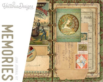 Junk Journal Kits
