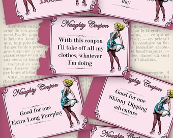 printable gift friendship coupon book valentine gift gift for etsy