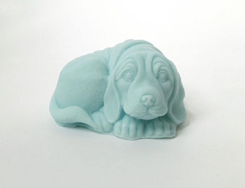 Soap: Wrinkly Dog Soap  Dog-Shaped Soap For Human Use You image 0