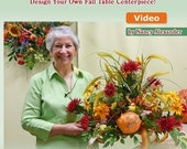 Make a Fall Table Centerp...