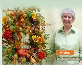 How to Make a Fall Wreath...