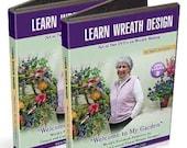 Learn Wreath Design 2 DVD...