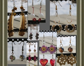 SALE Jewelry, RTS Ready To Ship earrings