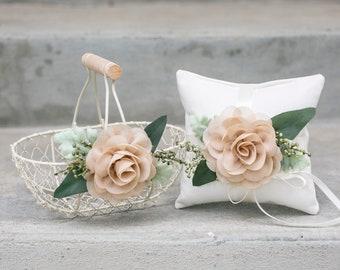 Basket & Pillow Sets