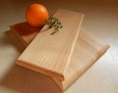 Cedar salmon planks, set of 4