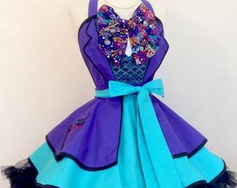 Mad Hatter Prom Dress