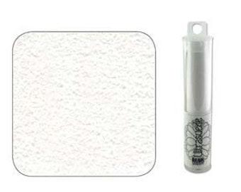 R Ultrasuede Light White 8.5 x 4.25 Sample