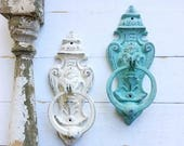 Victorian Style Door Knocker, Shabby Chic, New Home Decor, Housewarming Gift