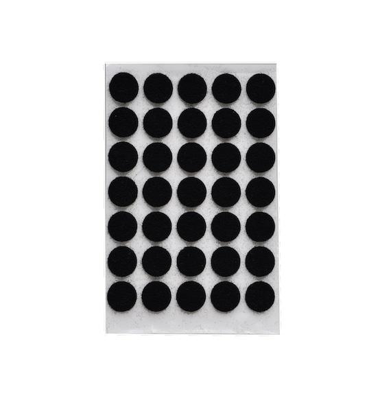 60mm DIY Round Felt Pads Felt Dots Felt Adhesive Circle Self Adhesive