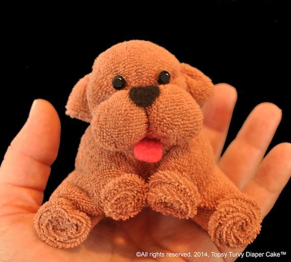 Baby Washcloth Puppy WashAgami ™ Instructional Video