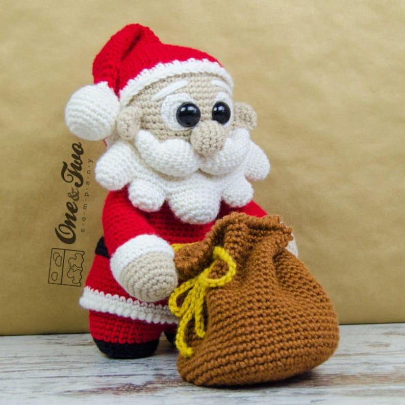 crochet santa claus pattern free , ravelry | Papa noël crochet ... | 794x794