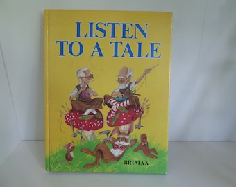1986 Listen to a Tale Brimax