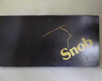 1983 Snob – A Fantasy Shopping Spree Helene Fox. Inc