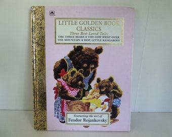 1976 Little Golden Book Classics