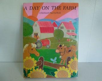 A Day on the Farm A Hallmark Pop-up Book