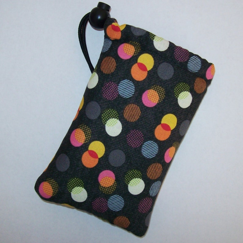 Piece Holder Padded Pipe Pouch 5 x 3 DRAWSTRING Glass Pipe Bag Disco Lights Pipe Case Stoner Gift Stash Bag Pipe Pouch