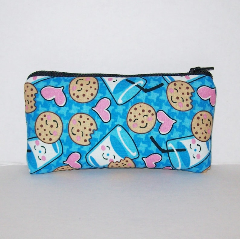 Milk & Cookies  Padded Pipe Pouch  Glass Pipe Case  Pipe image 0