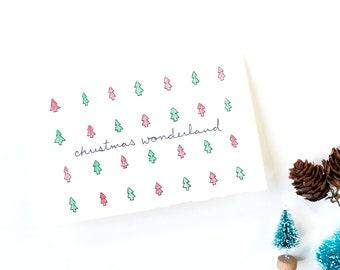Christmas Card - Christmas Wonderland