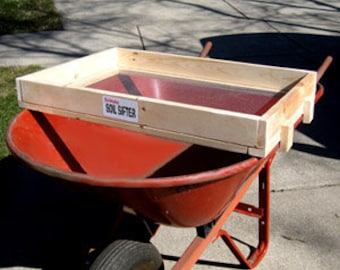 The Compact Soil Sifter