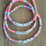 CUSTOM Color Pop Bracelet