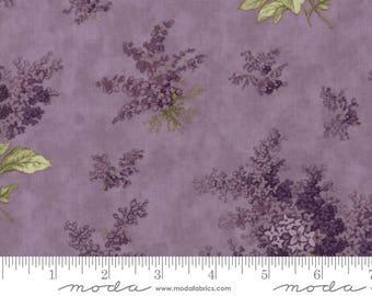 Lilac Ridge by Jan Patek - Floral - Lilacs - Lavender - Moda 2210 14