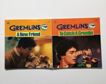 1980's Gremlins Books