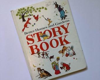 1974 Better Homes & Gardens Story Book