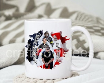 First Responder Remember Those Who Gave Freely  11 oz Coffee Mug Support our Troops