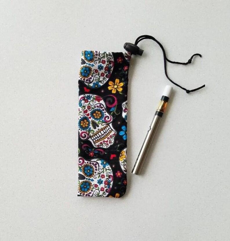 Vape Pen Pouch Cartridge Carrier E-Cig Case Vape Holder image 0