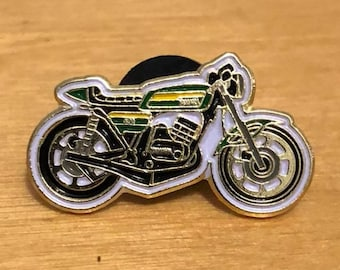 Motorcycle Pin by VespaMikey