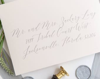 ADD ON - Address Printing for Save the Dates