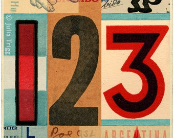 Signals: El Gato, limited edition print 420 x 594mm