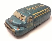 MARX TOYS Linemar Potomac Electric Power Co. PEPCO Tin Toy Friction Car Japan