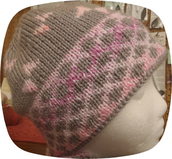 Butterfly Double Knit Hat Scarf And Mitten Set Pattern Etsy