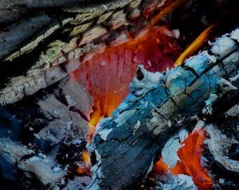 Campfire Blues
