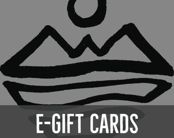 100.00 Custom Jewelry Gift Card