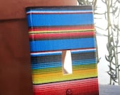 Sarape switchplate, lightswitch cover, Mexican home decor, southwest, TexMex