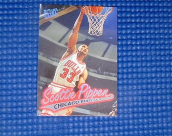 Scottie Pippen 96-97 Fleer Ultra Platinum P18 Gradable Quality. Rare, Only 250 made. You can have one